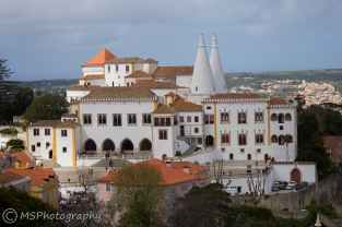 National Palace of Sintra - (C) Marta Stoklosa